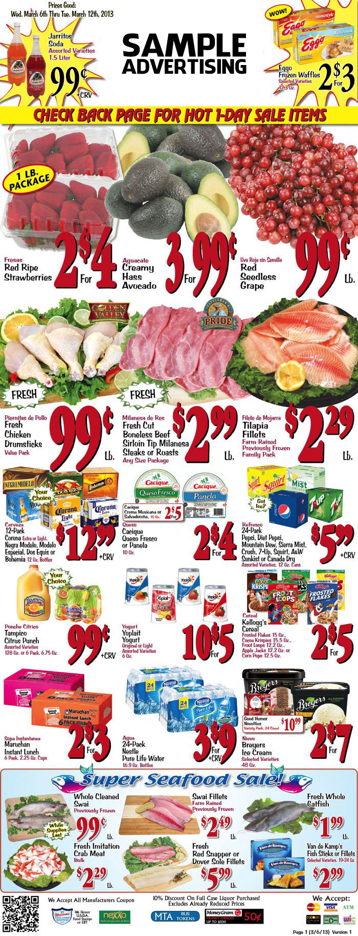 carnival weekly ad